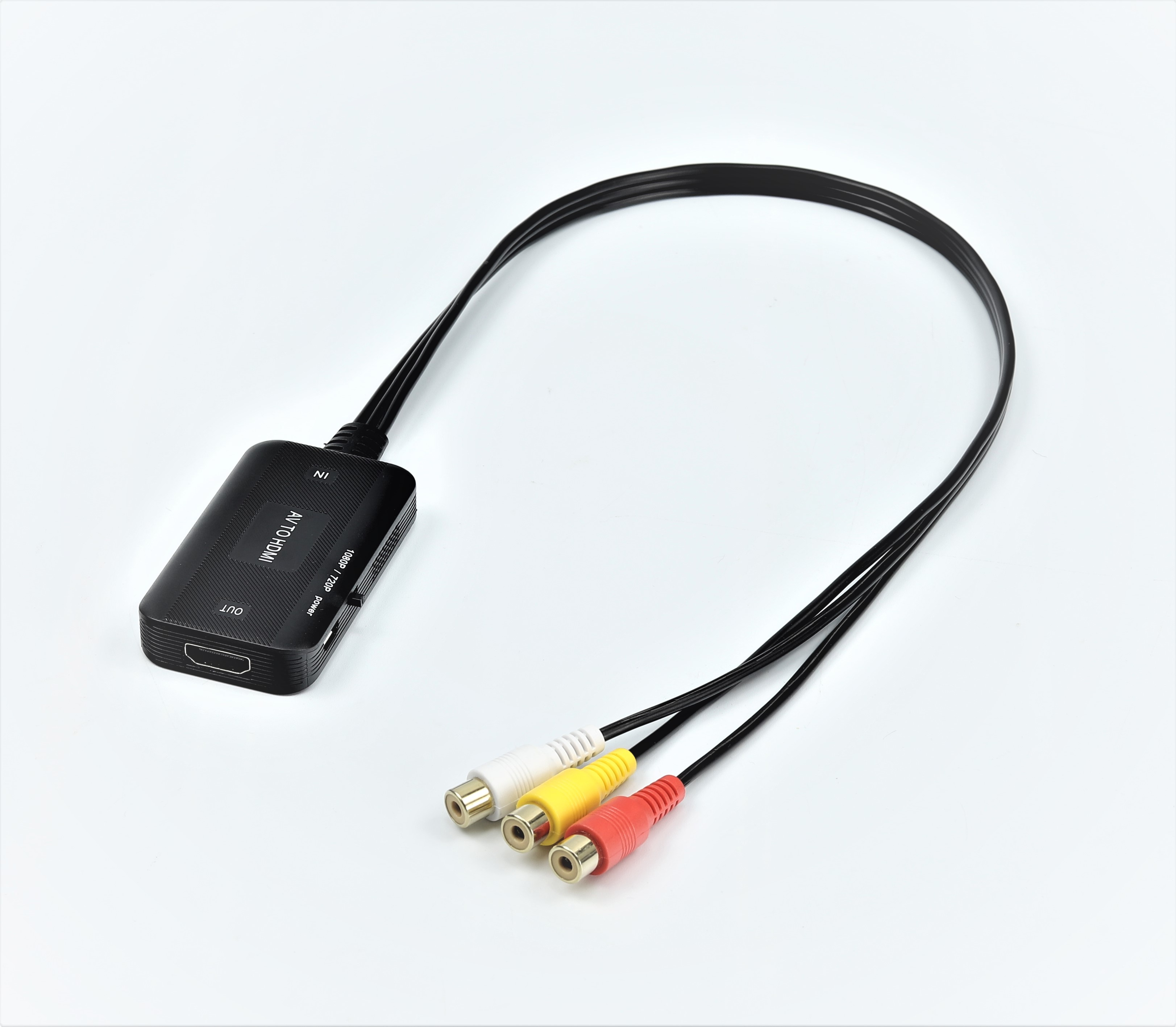AV to HDMI converter cable