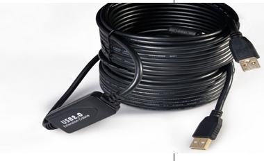 USB AM-AM Active repeater Cable
